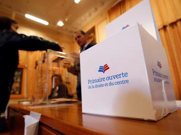 Primarias francesas de centro derecha
