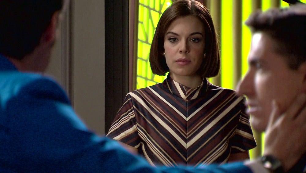 María descubre el secreto de Gonzalo
