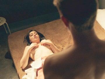Fernando y Cristina tienen sexo entre rejas