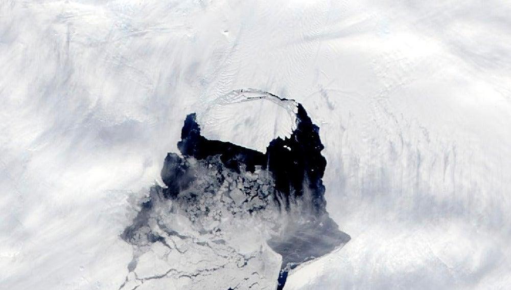 El glaciar Pine Island