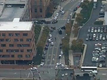 Frame 0.0 de: Finaliza el tiroteo en la Universidad de Ohio tras la muerte de un sospechoso