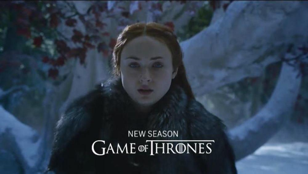 Sansa Stark en la séptima temporada de 'Juego de Tronos'
