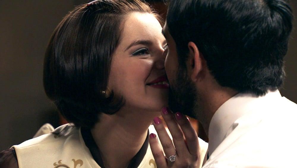"""Marta: """"Quiero casarme contigo Alonso, formar una vida juntos"""""""
