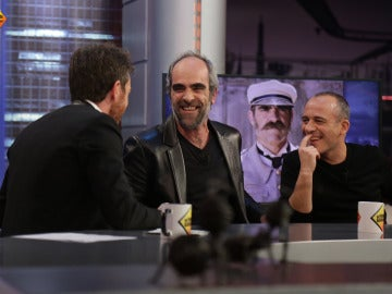 Luis Tosar y Javier Gutiérrez confiesan los sacrificios por los que pasan los actores para adelgazar