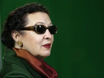 La cantante española María Isabel Quiñones Gutiérrez, más conocida por su pseudónimo artístico de Martirio