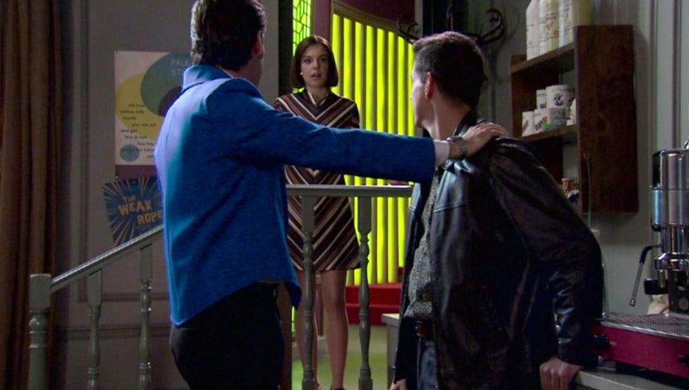 María a punto de descubrir la verdad sobre Gonzalo