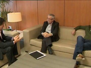 Frame 1.0056 de: CCOO y UGT obtienen del PSOE el apoyo a las movilizaciones de diciembre
