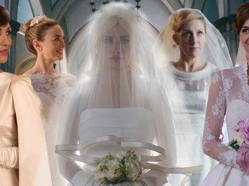 Vestido de novia cristina otegui velvet