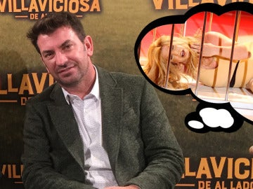 Arturo Valls recuerda con cariño su imitación como Shakira