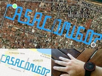 La petición de mano del joven brasileño