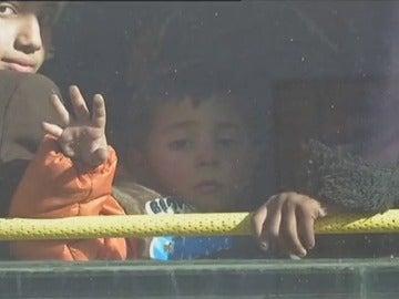 Frame 0.0 de: La ONU cifra en 16.000 los desplazados de Alepo tras los avances del gobierno sirio