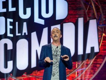 Santi Rodríguez en El Club de la Comedia