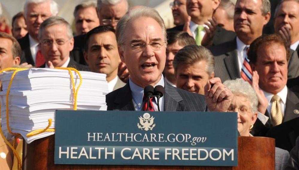 Donald Trump nombra secretario de Salud a Tom Price
