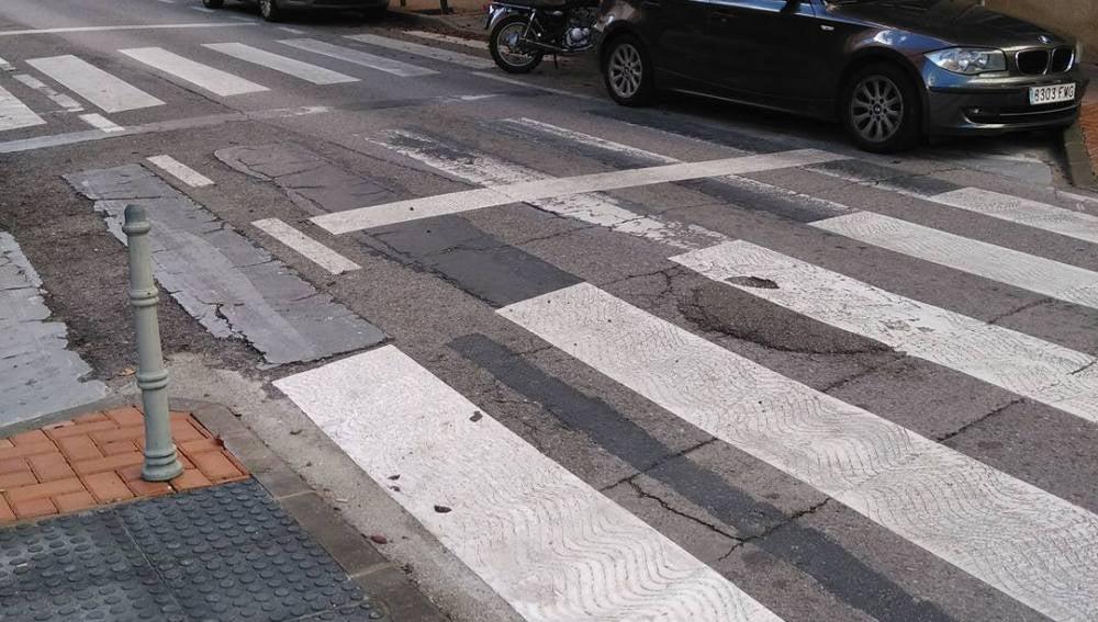 Pasos de peatones