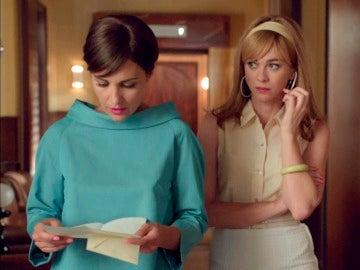 Ana lee la carta de Mateo sin imaginarse la verdad