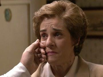 Camilo se despide de Benigna, ¿para siempre?