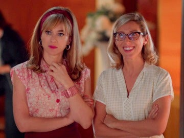 Las hermanas Montesinos dispuestas a todo por la verdad que merece saber Ana