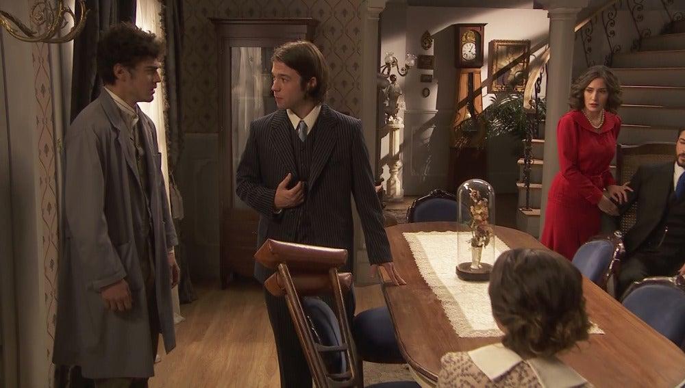 Ismael acusa a Matías de que Beatriz esté empeorando