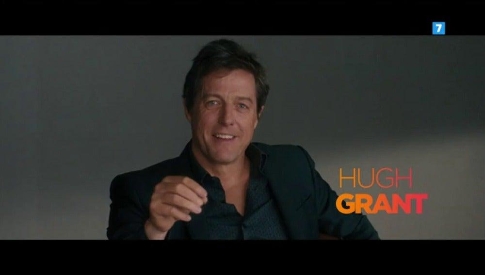 Frame 6.298007 de: Hugh Grant protagoniza  '¿Cómo se escribe amor?', estreno en El Peliculón de Antena 3