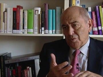"""Frame 154.26213 de: JOSÉ ANTONIO MARINA: """"Estamos en la franja media de la OCDE, pero sobre todo indica que estamos estancados"""""""