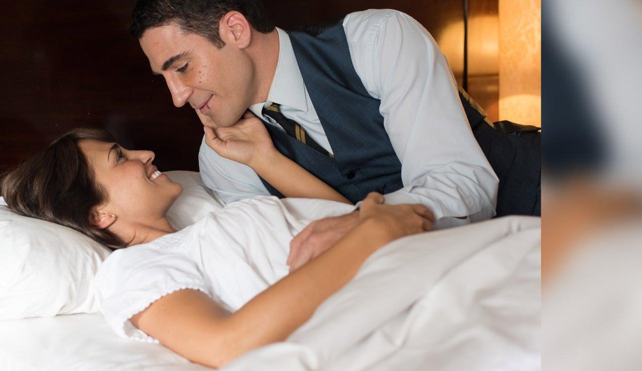Ana y Alberto amanecen juntos