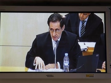Fernando Aizpún, abogado del FROB