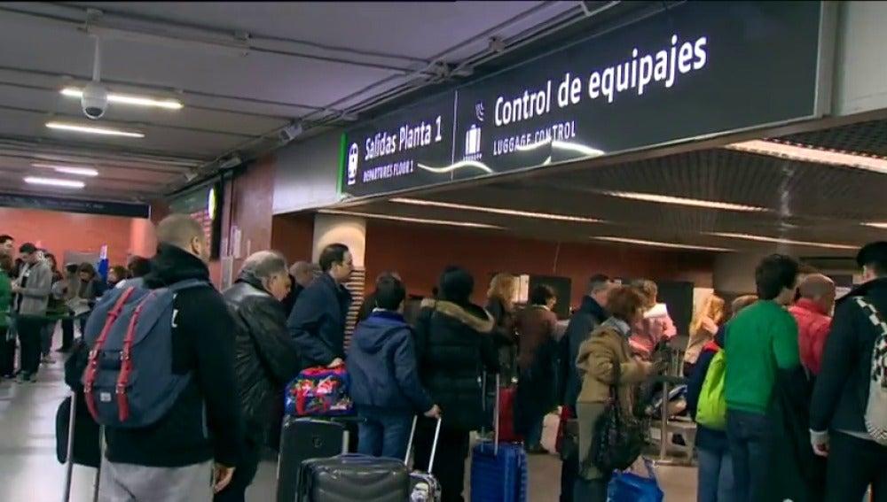 ANTENA 3 TV | Retrasos de hasta hora y media en los AVE desde Atocha ...