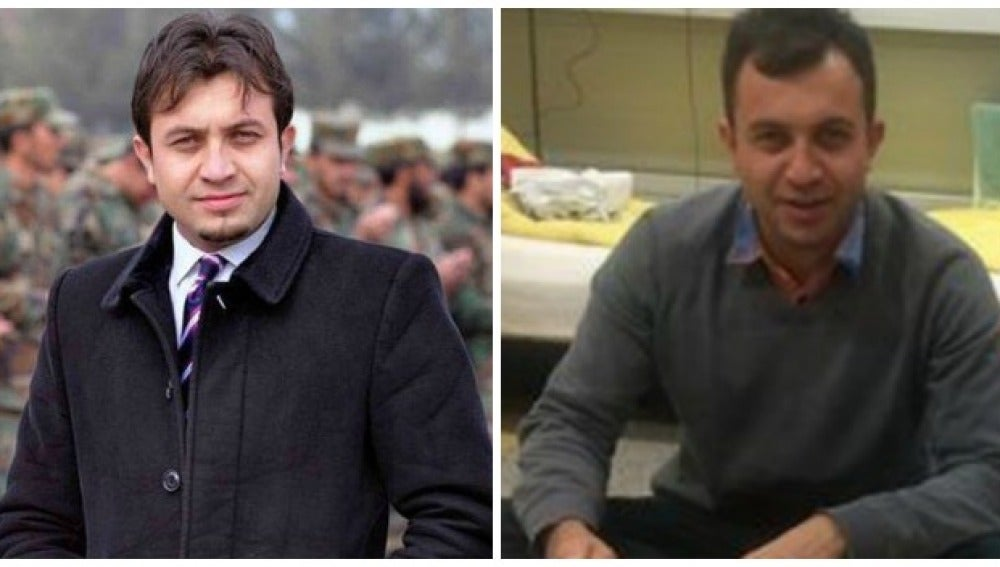 Arash Popal: de reportero de la BBC a refugiado
