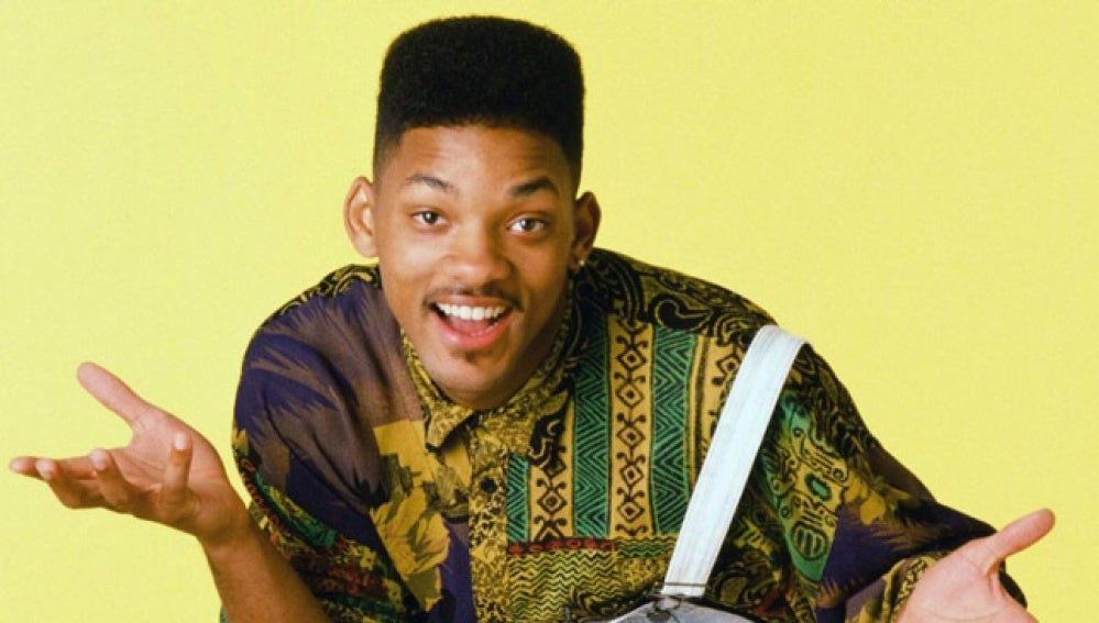 Will Smith en 'El Príncipe de Bel Air'