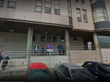 Imagen de archivo de la Audiencia Provincial de Pontevedra