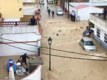 Frame 6.915251 de: Primer paso para compensar daños del temporal en Andalucía y C.Valenciana