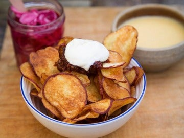Nace el primer bar de patatas del mundo