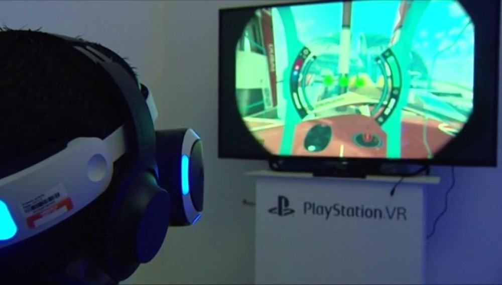 Frame 21.680279 de: Primer campeonato en España con realidad virtual