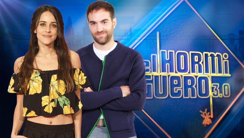 Jon Plazaola y Macarena García