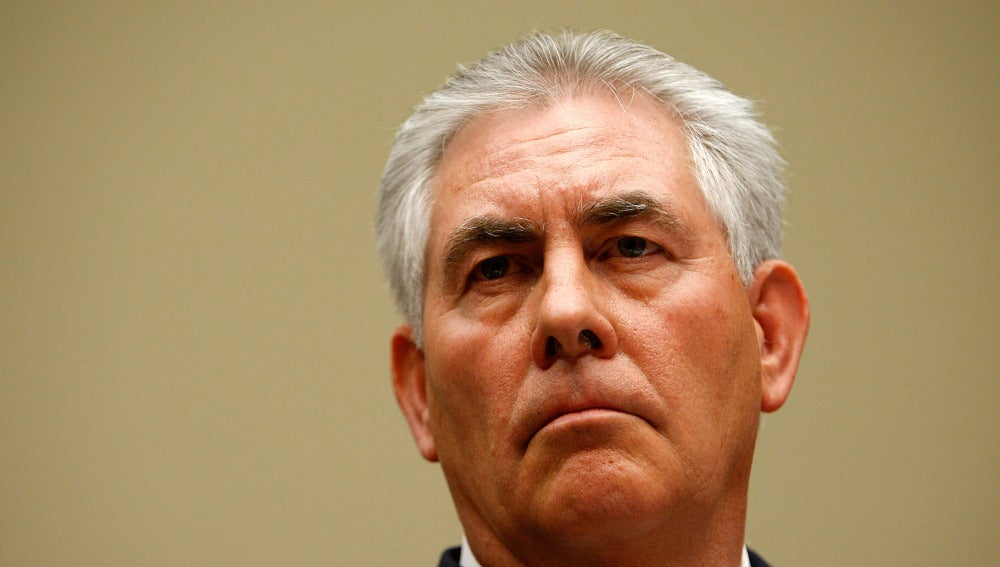 Consejero delegado de la multinacional energética estadounidense  ExxonMobil, Rex Tillerson