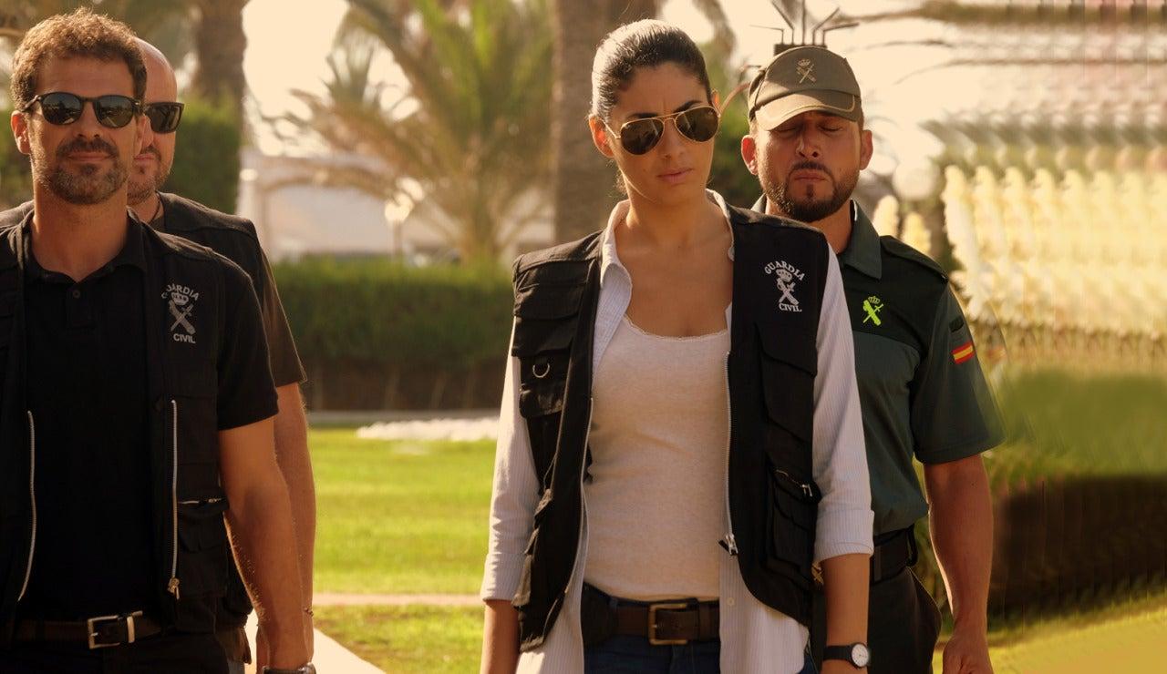 Cristina, en el punto de mira de la Guardia Civil