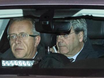 El ministro italiano de Exteriores, Paolo Gentiloni