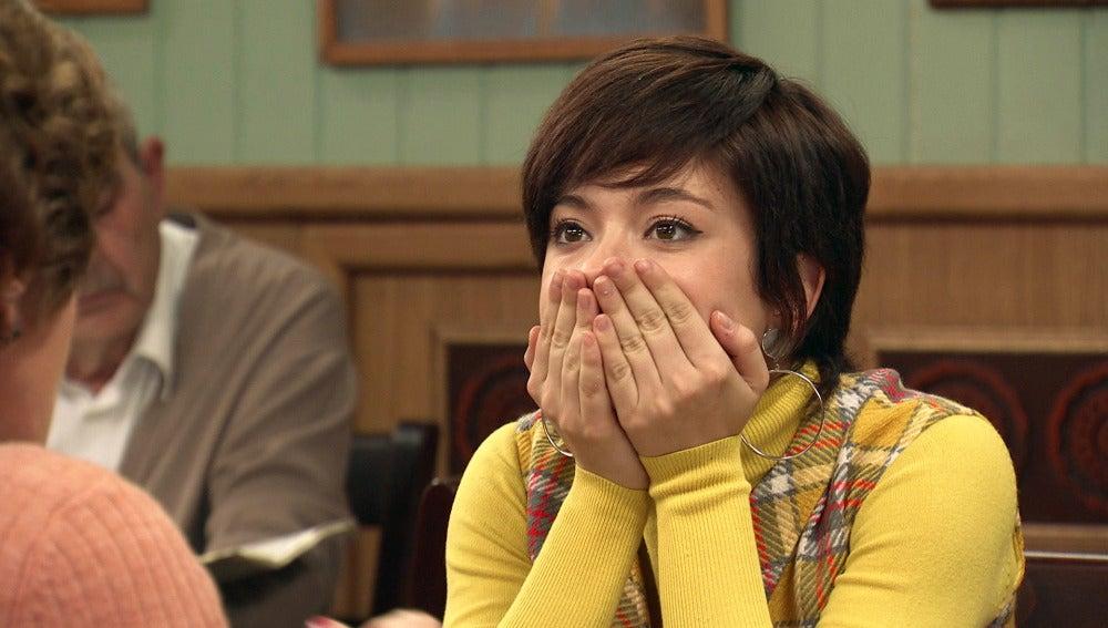 """María: """"Fue Dorita quien me robó el novio en París"""""""