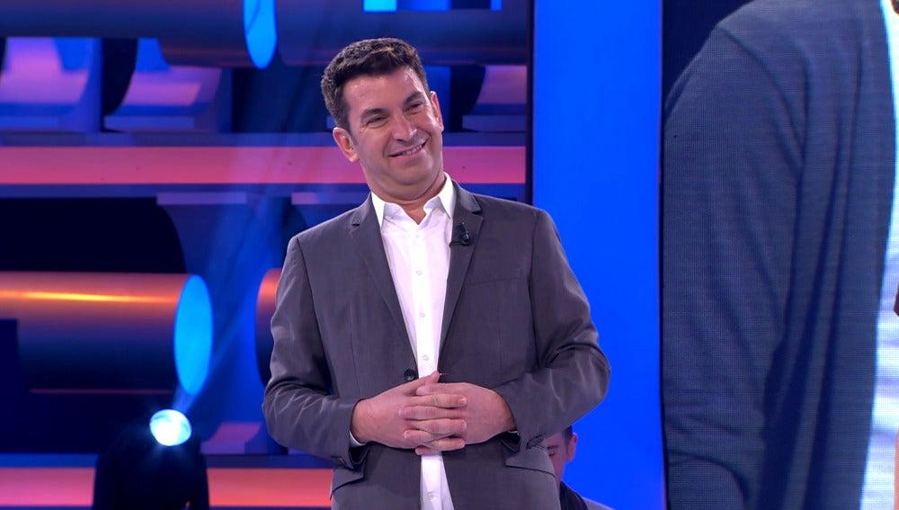 """Arturo Valls: """"Al tercer cubata ya me desmeleno"""""""