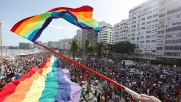 Marcha Orgullo Río de Janeiro