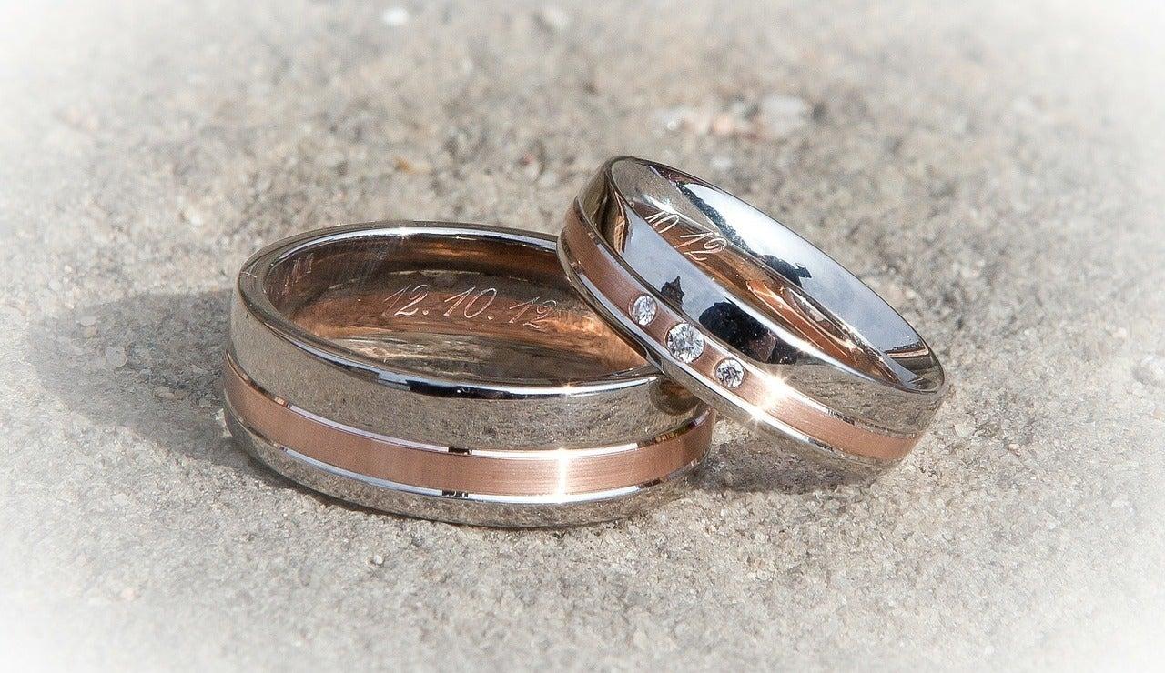 Alianzas matrimoniales en una imagen de archivo