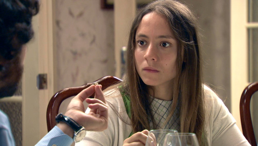 Jaime sospecha de las intenciones de Alba