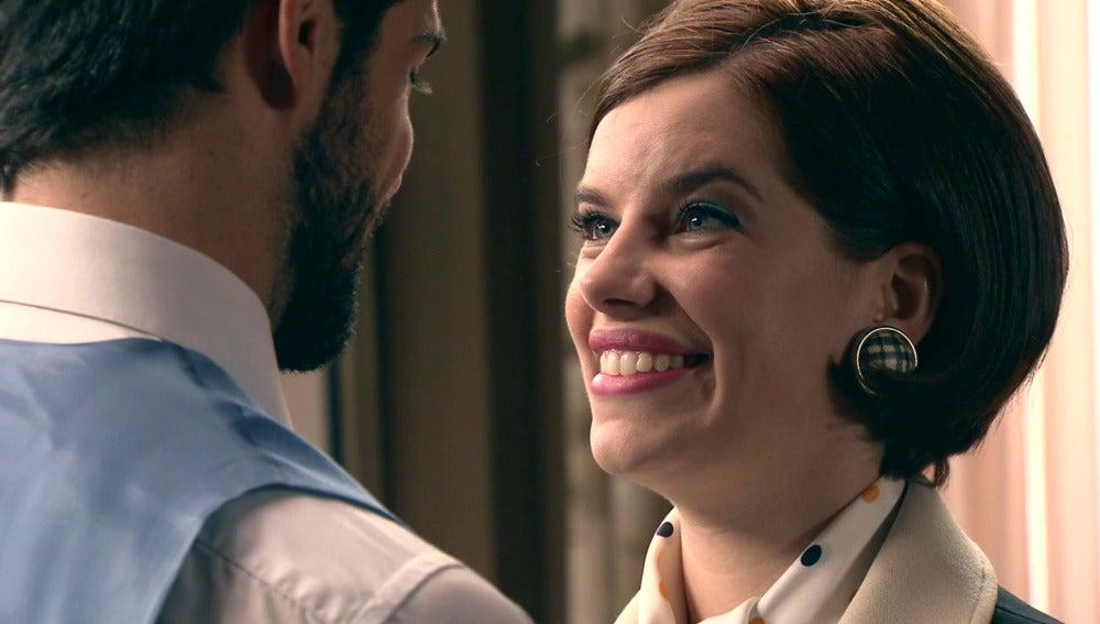 Marta, atónita ante las fabulosas noticias de Alonso