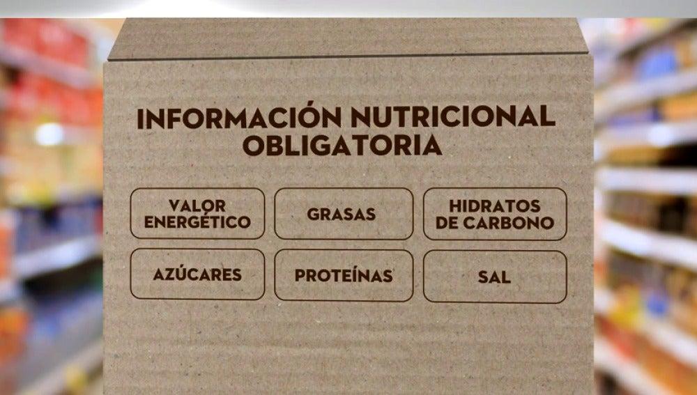 Frame 22.341818 de: Debe incluir todos los ingredientes a tamaño legible