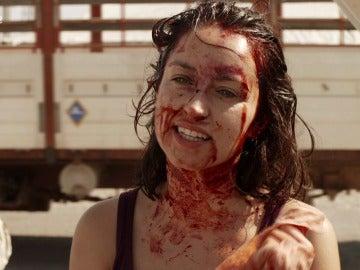 Así se rodó el suicidio de Cristina