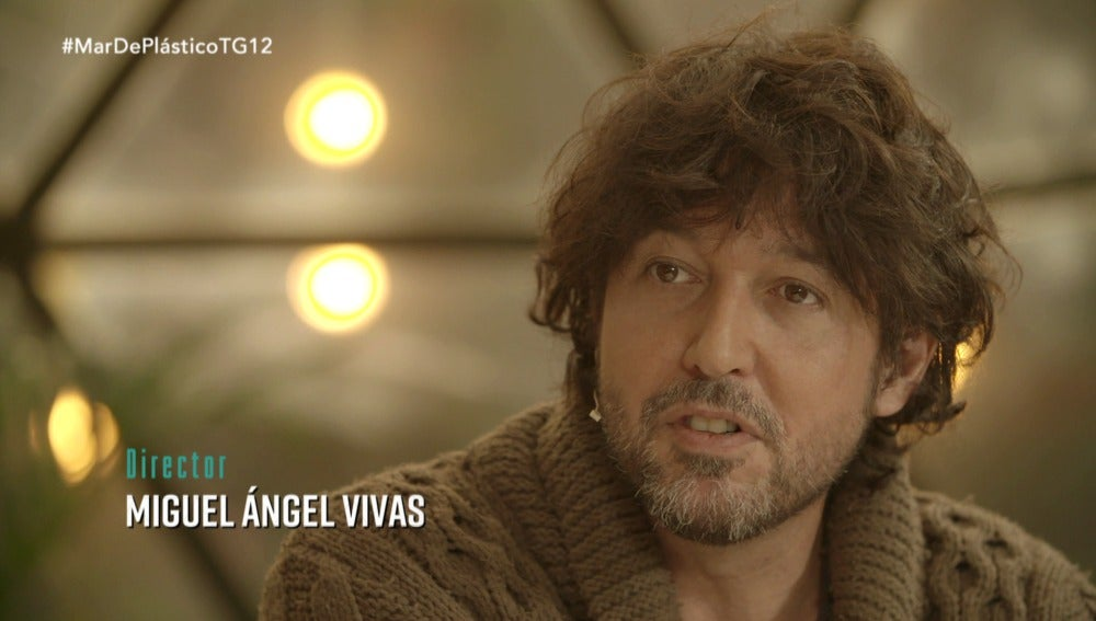 """Miguel Ángel Vivas: """"Intenté sacar en este capítulo la emoción de todos los personajes"""""""