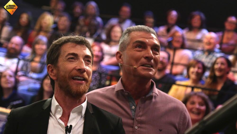 Manolo Sarria manda a Disneyland París al público de 'El   Hormiguero'