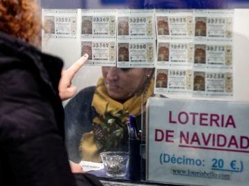 Estas son las administraciones donde se venden más décimos de la Lotería de Navidad