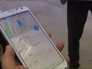 """Frame 33.068371 de: Nuevos coches eléctricos para """"subir y conducir"""" en Madrid"""