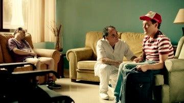 Sergio es ingresado en un centro psiquiátrico